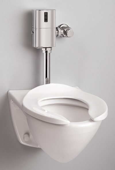 Commercial Toilets : Toto Toilets Commercial Flushometer High Efficiency Toilet - 1.28 GPF ...