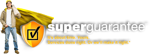 SuperGuarantee Plumber Houston