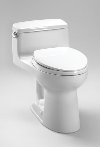 Toto Toilets Supreme? Toilet, 1.6 GPF -ADA -Houston Plumber ...