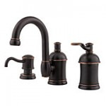 Price Pfister Amherst Faucets in Houston Installed by Texas Master Plumber