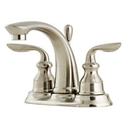 Price Pfister Avalon Faucets in Houston Installed by Texas Master Plumber
