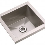 Elkay Sinks Asana Sink-EFL1515_RD Installed by Houston Plumber, Texas Master Plumber