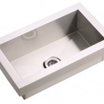 Elkay Sinks Asana Sink-EFL2012_with_Drain Installed by Houston Plumber, Texas Master Plumber